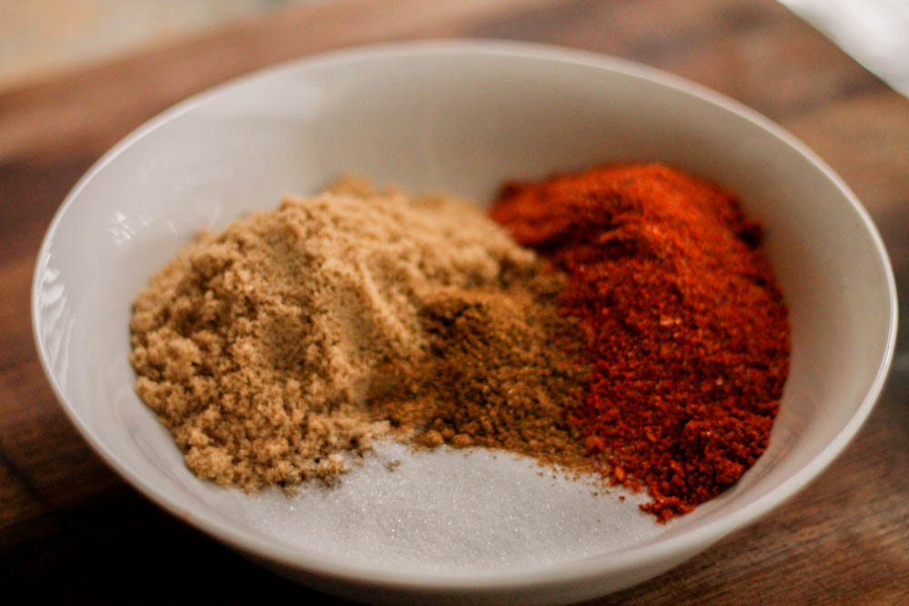 Hasty-Bake Asian Rub