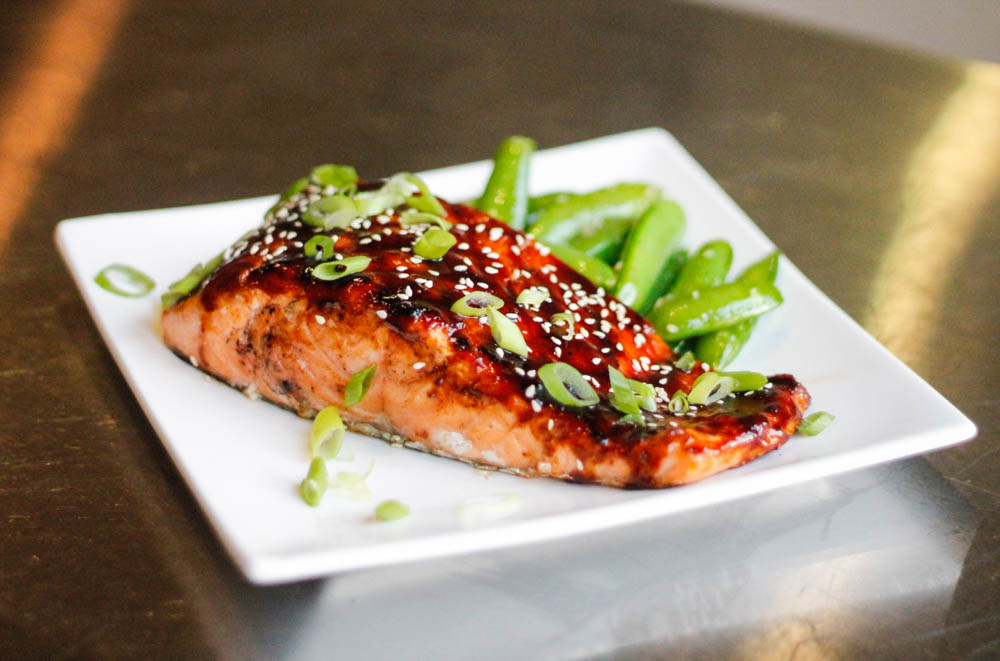 Asian Grilled Salmon Filet Hasty Bake Grill Recipes