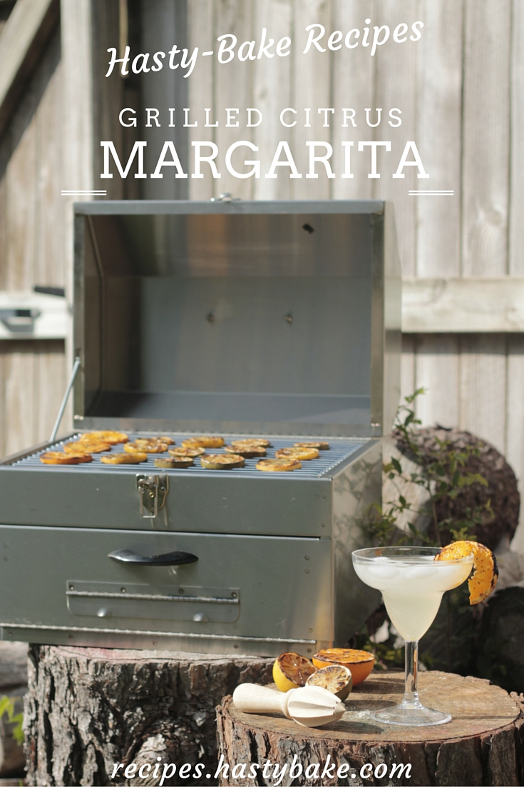 Pinterest Grilled Citrus Margarita