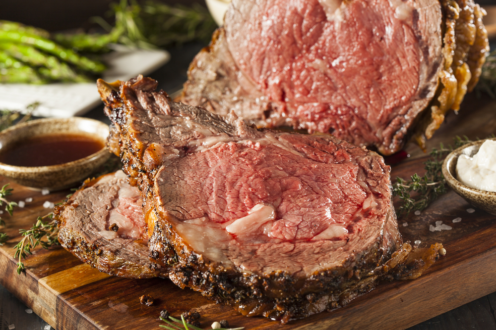 Reverse-Seared Prime Rib Roast