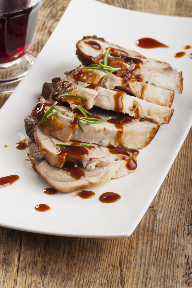 22 Minute Hot-Smoked BBQ Pork Tenderloin by Chef Tim Grandinetti