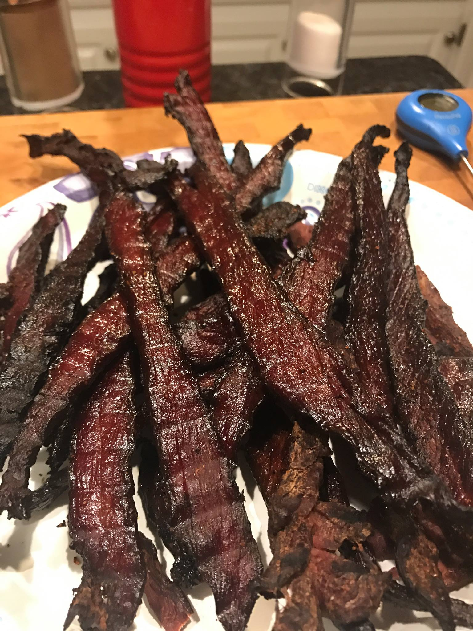 Smoked Beef Jerky Hasty Bake Grill Recipes The Outdoor