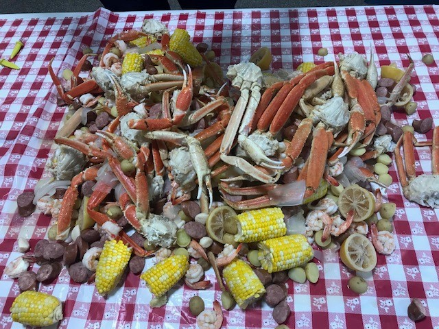 Cajun Crab Boil Hasty Bake Grill Recipes The Outdoor