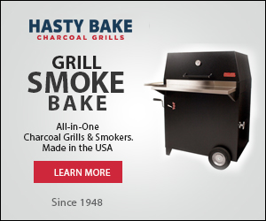 Hasty-Bake Grills